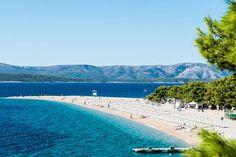 Zlatni Rat, Isola di Brac - Croazia