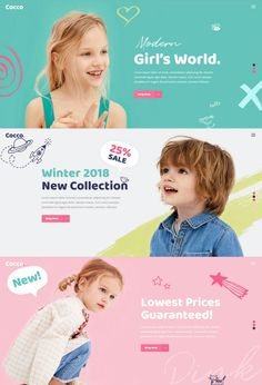 Cocco – A Kids Store and Baby Shop