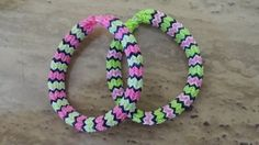 Hexafish Bracelets set of 2 by ButtonsBetwixtRibbon on Etsy