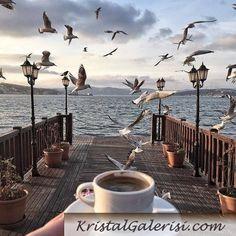 #Bugün çoğaltmak lazım gökyüzünde #martıları Bugün çoğaltmak lazım suda #balıkları, Bugün çoğaltmak lazım yüzlerdeki gülümsemeyi,  bugün çoğaltmak lazım kalplerde sevgiyi,  dünyada iyi olan, #güzel olan her şeyi… #günaydın #mutlu #bereketli bir gün dileriz.