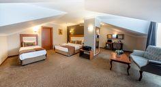 Grand Avcıar Otel Suit odadan bir görünüm #otel #istanbul #istanbulotelleri