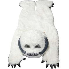 Star Wars Wampa Rug (white) Accessories WAMPA60RUGWHT | PickYourShoes.com ($100-200) - Svpply