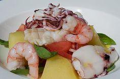 Catalana di pesce misto. www.myhome.kitchen #ricette #recipes #recetas