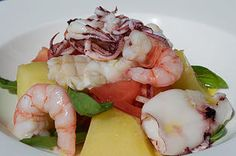 Catalana di pesce misto. www.myhome.kitchen #ricette #recipes #recetas