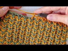 Bundan kolayı yok muhteşem başak tıg işi örgü modeli crochet - YouTube Knitting Stitches, Knitting Patterns, Crochet Patterns, Crochet Scarves, Crochet Clothes, Crochet Baby, Knit Crochet, Crochet Videos, Crochet Designs