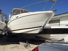 Used 2001 Cruisers Yachts 2870 Express, Lake Worth, Fl - 33301 - BoatTrader.com