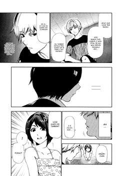 PQP O Kaneki tava todo fudido psicologicamente e ainda se lembrou do aniversário da Touka <3Que fofo VAI TOMA NO CU te amo - Tokyo Ghoul mangá