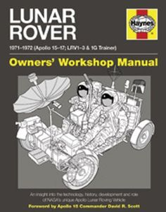 The 69 best haynes manuals dummies images on pinterest manual lunar rover manual an insight into the technology history development and role of nasas unique apollo lunar roving vehicle owners workshop manual what fandeluxe Images