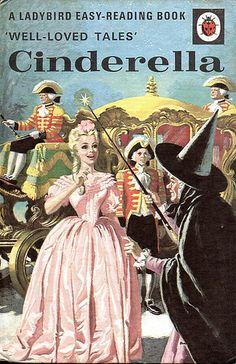 My Vintage Ladybird Books