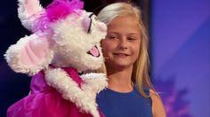 America's Got Talent 2017 Darci Lynne Farmer Ventriloquist Golden Buzzer...