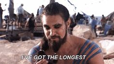 good GOD Khal Drogo