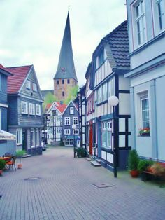 Photos Ursula Hattingen, Germany My home, my roots tu me manques, ma ville