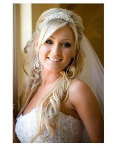 bridal hair count down