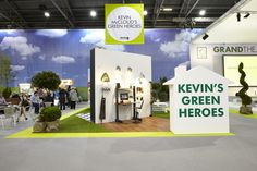 Our Green Hero Stand at Grand Designs Live
