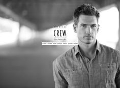 American Crew Stree Hairstyle