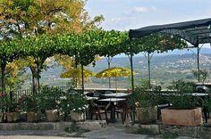 Cafe de France, Lacoste, Provence