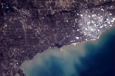 Chicago, 2 January 2013. | Col. Chris Hadfield - ISS