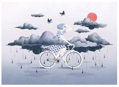 Illustration: Wellness by Gracia Lam