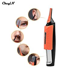 CkeyiN Ear Eyebrow Nose Trimmer Removal Clipper Shaver Personal Electric Built In LED Light Face Care Multifunction Hair Trimer http://jadeshair.com/ckeyin-ear-eyebrow-nose-trimmer-removal-clipper-shaver-personal-electric-built-in-led-light-face-care-multifunction-hair-trimer/ #HairTrimmers