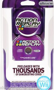Datel Action Replay for Nintendo GameCube and Wii Cheat Codes - New and Sealed   eBay