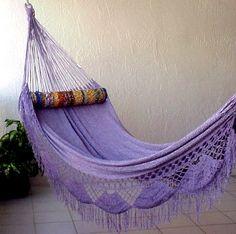 Relax and Comfy Backyard Hammock Decor Ideas Purple Rain, Color Violeta, All Things Purple, Purple Stuff, Purple Colors, Ideas Hogar, Purple Home, Decoration Inspiration, Decor Ideas