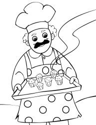 25 best The Muffin Man images on Pinterest The muffin