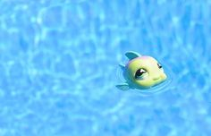 Littlest pet shop fish picture (c) lpsfunky Little Pet Shop, Little Pets, Lps Toys, Lps Littlest Pet Shop, Modern Toys, Water Pictures, Pets For Sale, More Cute, Toys Photography