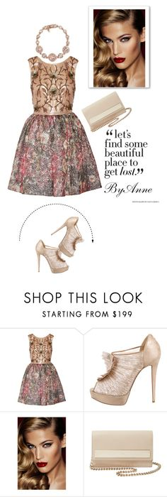 """New style ?"" by anne-977 ❤ liked on Polyvore featuring Notte by Marchesa, Christian Louboutin, Charlotte Tilbury, Furla, Givenchy, holidaystyle and anne977mood"