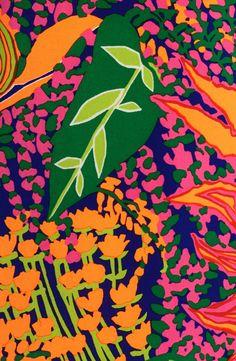 trina Trina Turk 'Violina' Print Jersey Maxi Dress
