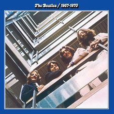 The Beatles - Blue Album