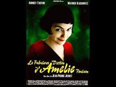 The theme song from the movie Le fabuleux destin d'Amélie Poulain. Audrey Tautou, Amelie, Erik Satie, Movie Songs, Movies, Romance, Relaxing Music, Folk Music, Album