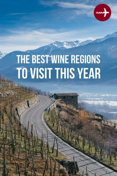 We look at 13 Wine Regions Around the World worth visiting from both a scenic perspective and also because of the quality of the wines.  Both well known and obscure regions on every continent are in some cases utilizing both innovative technology and ancient techniques to craft world-class wines. Find out more.