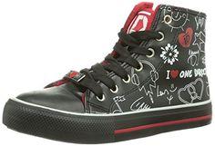 One Direction Girls Teens High  Mädchen Hohe Sneakers - http://on-line-kaufen.de/unbekannt/one-direction-girls-teens-high-maedchen-hohe-3