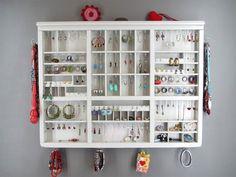 Maneras distintas de organizar tus accesorios | La Comuna Pink