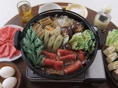 "(Please follow my ""Japanese Food"" board"") 完成品 - miniature YOYO STUDIO"