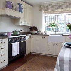 Kitchen | Real homes - Elegant 1930s Surrey house | housetohome.co.uk