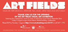 Art Fields opens this Friday night at the Market Building in Castlemaine Mass Culture, Rsvp, Literature, It Works, Marketing, Fields, Friday, Night, Building