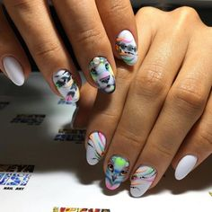 +60 Best Gel polish nails photos 2018