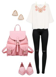 """School #9"" by midori394 on Polyvore"