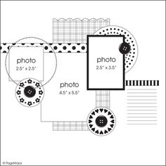 27. SSD is playing over at Page Maps this month! Check out their January Page maps to inspire a layout. - 1 pt.