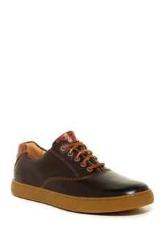 Gold Cup Sport Casual Oxford Sneaker