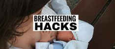 7 Genius Breastfeeding Hacks That Make Being A Nursing Mom Super Easy - Meraadi