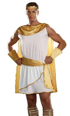Men S Greek God Costume Men S Costumes Greek God Costume Mens