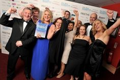 The Learning Support Centre won the Services award at the 2015 Leicester Mercury Business Awards.