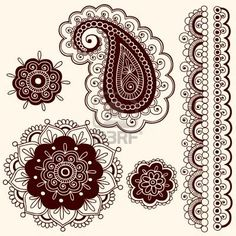 55 Best Indian Mehndi Henna Designs Templates For Decorating