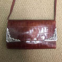Brighton wallet crossbody Brighton wallet crossbody. Good condition. Brighton Bags Wallets