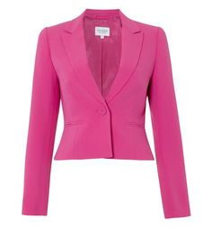 Invitation Mildmay Jacket - matching jacket is good shape for curvy girls #newyearstylechallenge