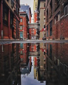 """Our weekly content creator, transports us to a staple street alley in New York City: ""I've always been fascinated by the alleys of New York as…"" Space Projects, Destinations, Always Be, New York City, Transportation, Nature, Street View, Studio, Places"