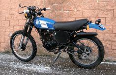 Yamaha DT175 Enduro