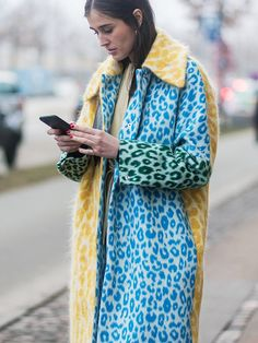 Both the fashion crowd and celebrities have fully embraced animal print this season. Here's how to wear it in the most modern of ways.